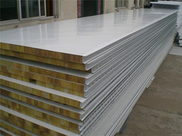 重庆岩棉夹芯板