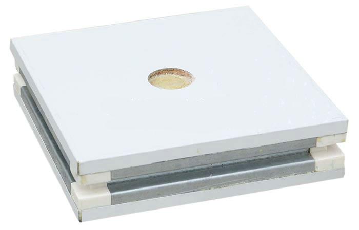 重庆岩棉石膏手工夹芯板