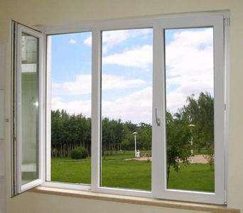 中空双层玻璃窗