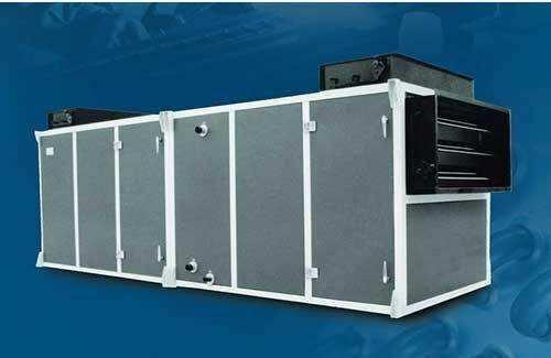 组合式空调箱机组