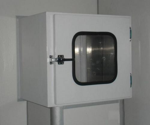 电子联锁不锈钢传递窗