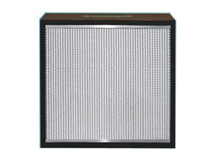有隔板高效空气过滤器