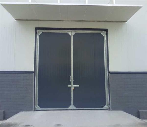 平开门安装