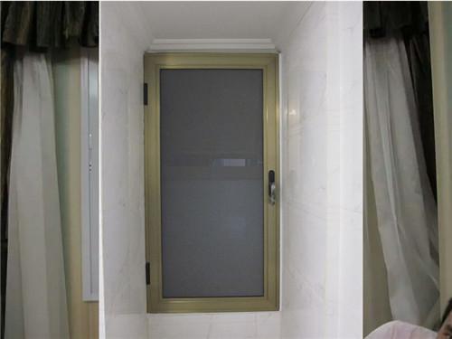 贵州防盗纱门窗