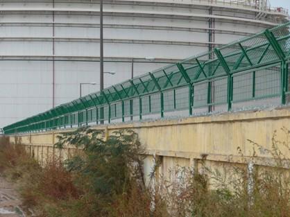 贵州浸塑监狱护栏网