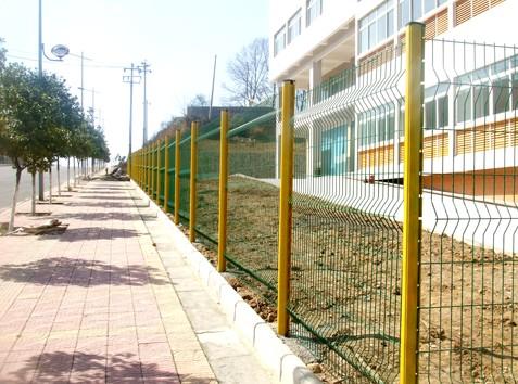 贵州静电喷涂护栏