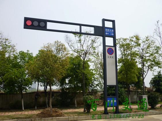 贵阳道路红绿灯