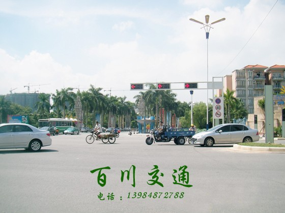 贵州红绿灯安装