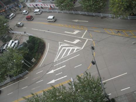 贵州道路交通标线