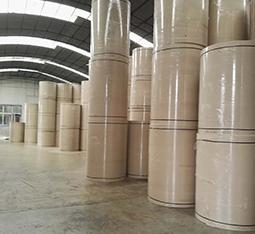低克重高瓦纸厂