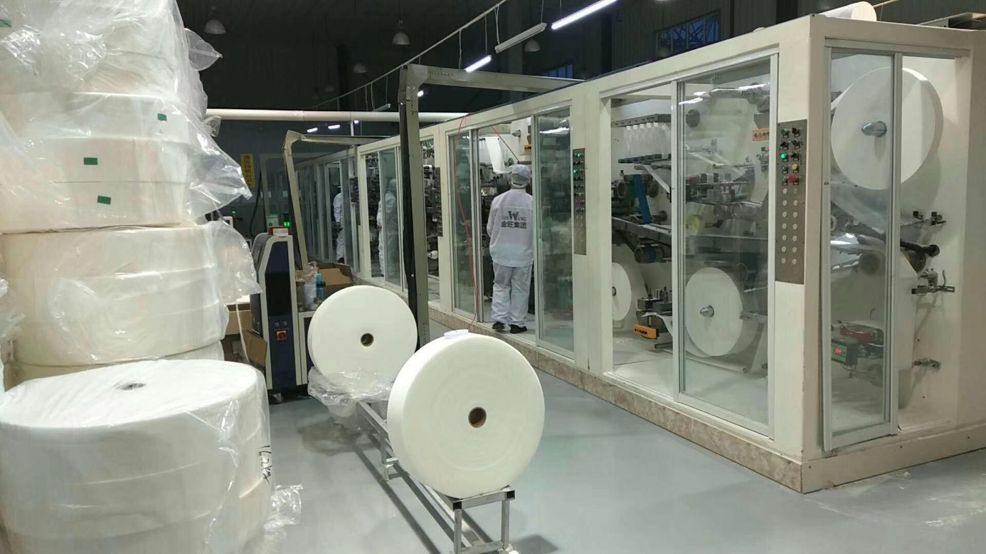 卫生纸生产厂家