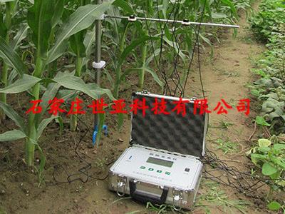 多通道光合有效辐射记录仪