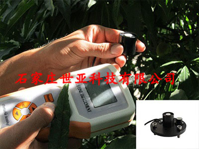 光合有效辐射记录仪