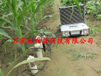 多点土壤水分温度记录仪