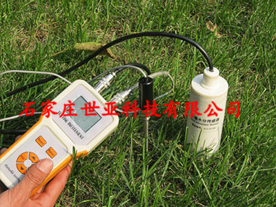 土壤水分温度记录仪