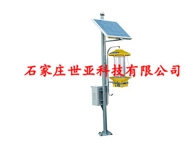 太阳能杀虫灯