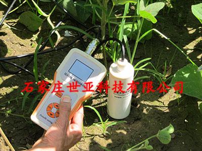 手持式农业气象监测站
