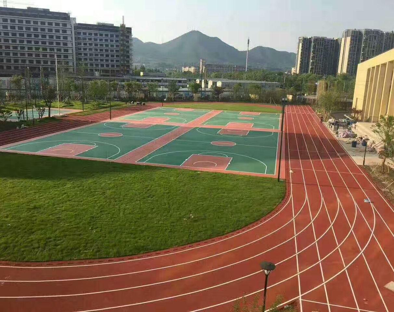 成都运动球场地坪