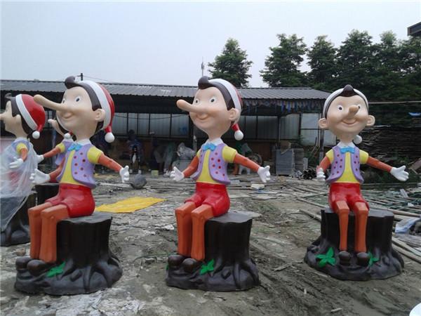 四川卡通雕塑公司