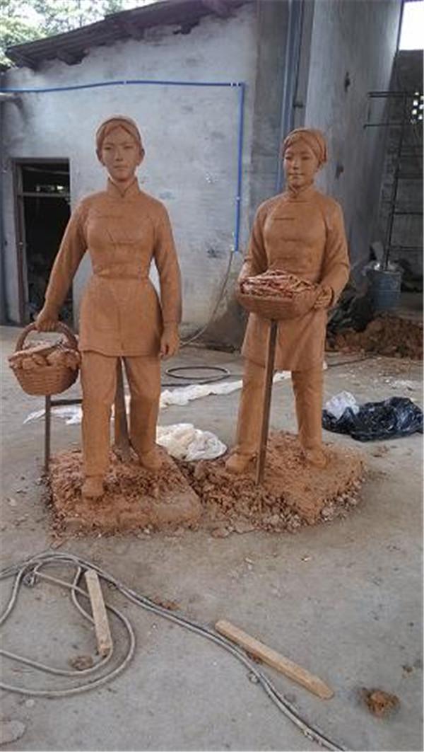 成都泥塑雕像厂家