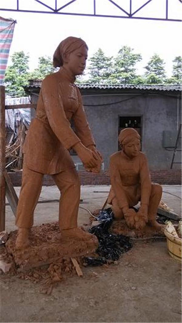 成都泥塑雕像制作