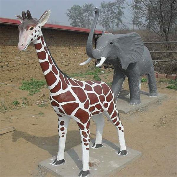 成都GRC雕塑厂家