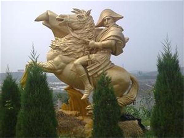 四川锻铜雕塑