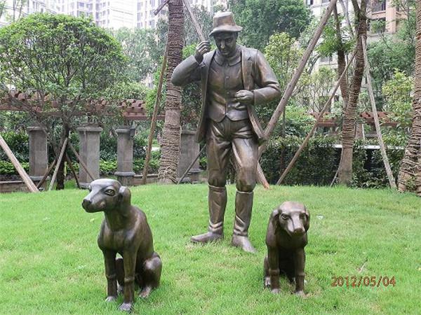 四川锻铜雕塑制作