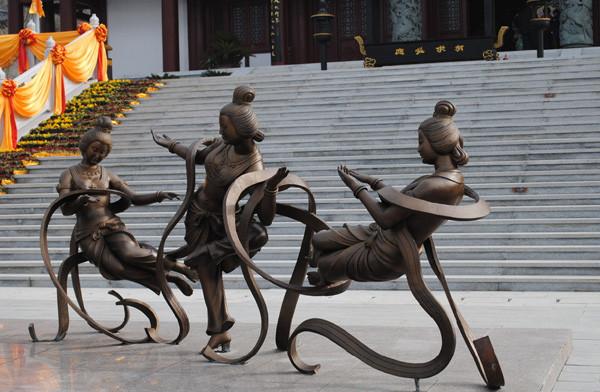 成都铸铜雕塑厂家