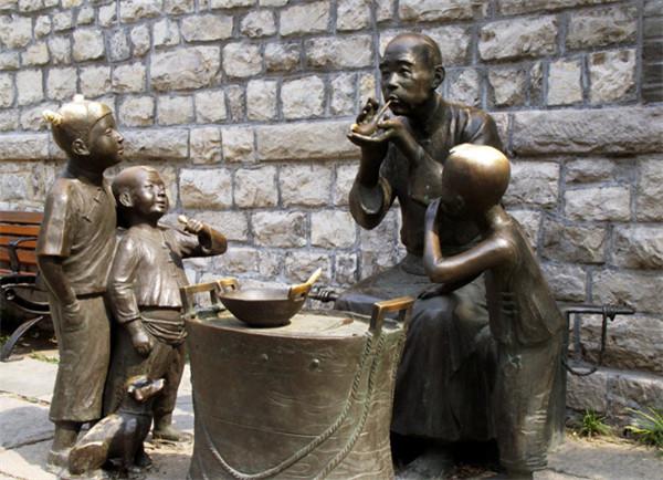 成都铸铜雕塑制作