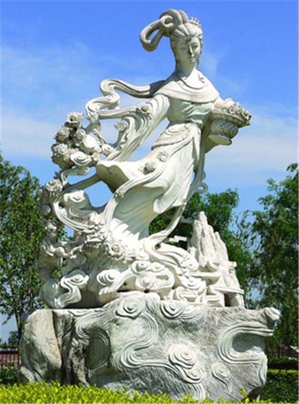 西藏四川石刻雕塑