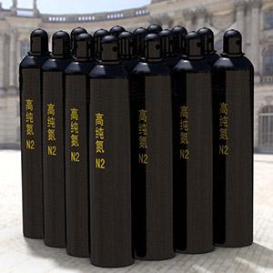工业高纯氮气