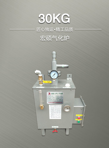 30公斤气化炉