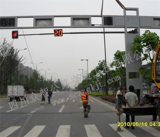 四川交通信号灯厂家