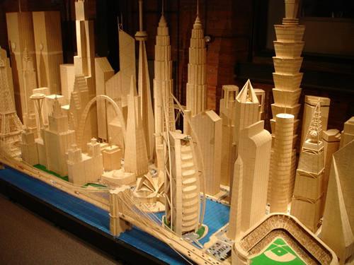 木质模型制作