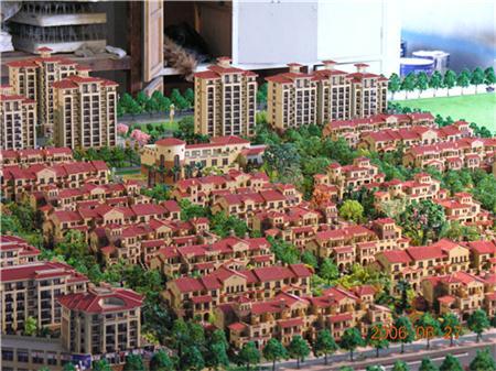 武�h建筑模型制作
