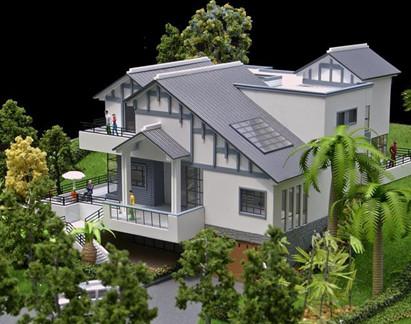 建筑模型厂家