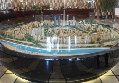 建筑沙盤模型