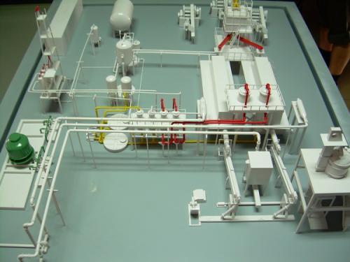 机械模型制作厂