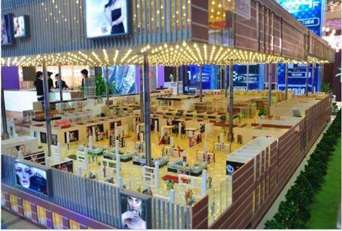武汉建筑模型制作公司