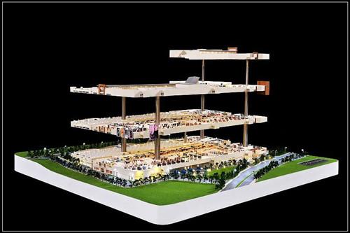 武汉建筑模型设计