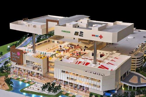 武汉建筑沙盘模型厂