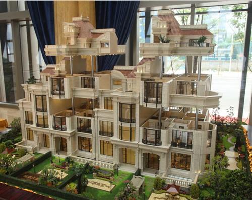 武汉建筑沙盘模型公司