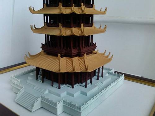 古建筑模型厂家