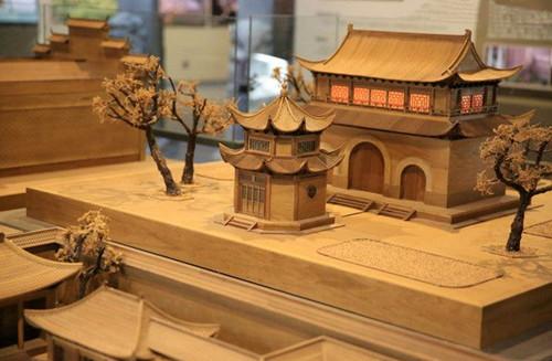 古建模型制作公司