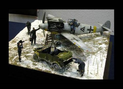 军事模型制作