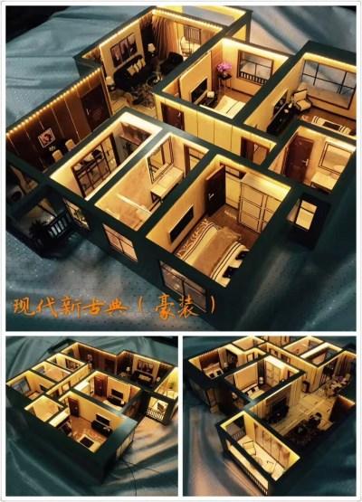 武汉商业沙盘模型公司