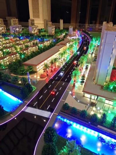 武汉沙盘模型设计公司