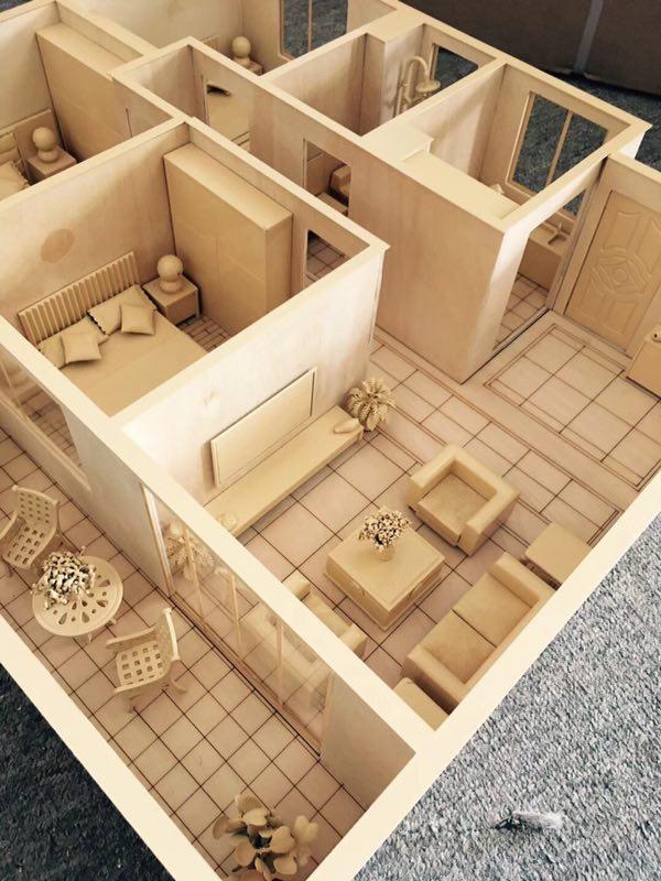 建筑沙盘模型厂