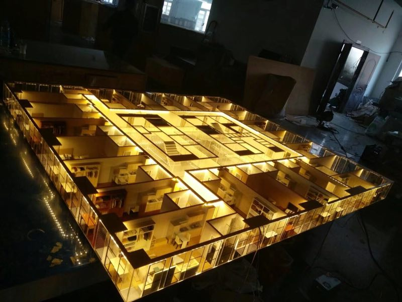 武汉建筑模型厂家